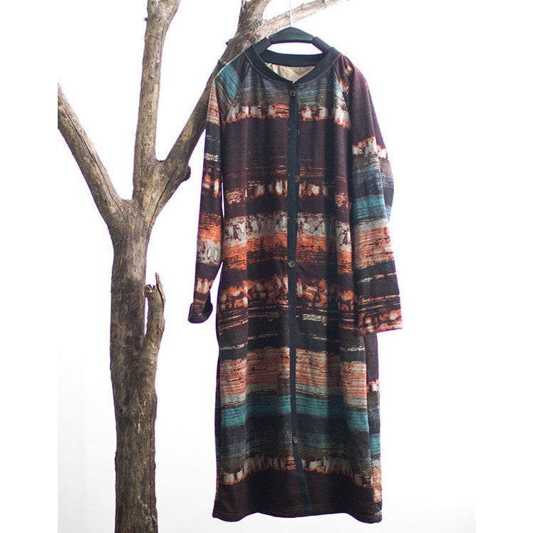 Grand Canyon Cardigan Dress