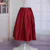 Bright and Breezy Skirt - red