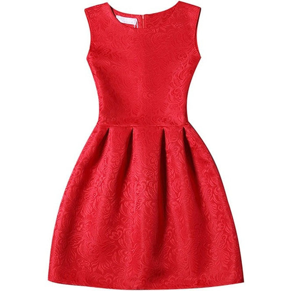Red Hot Party dress