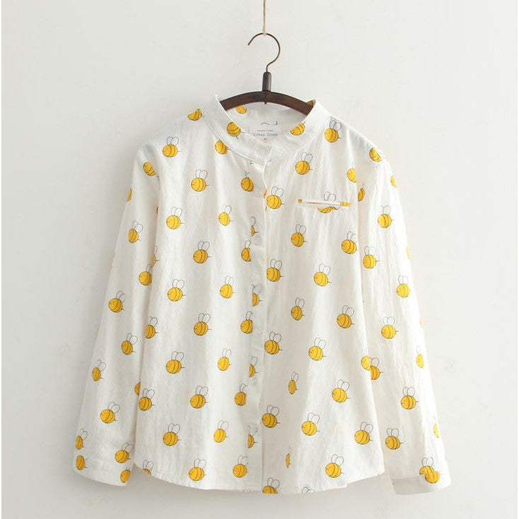 Cute Little Bumblebee Shirt