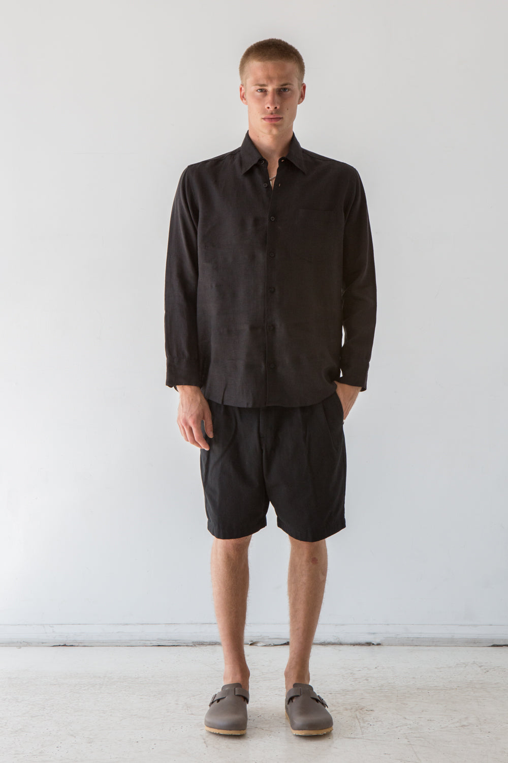 Waring Pleated Short