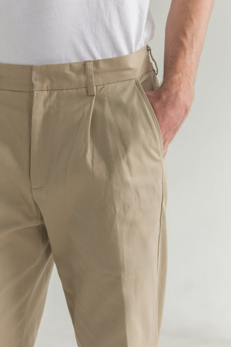 Rosewood Pleated Pant