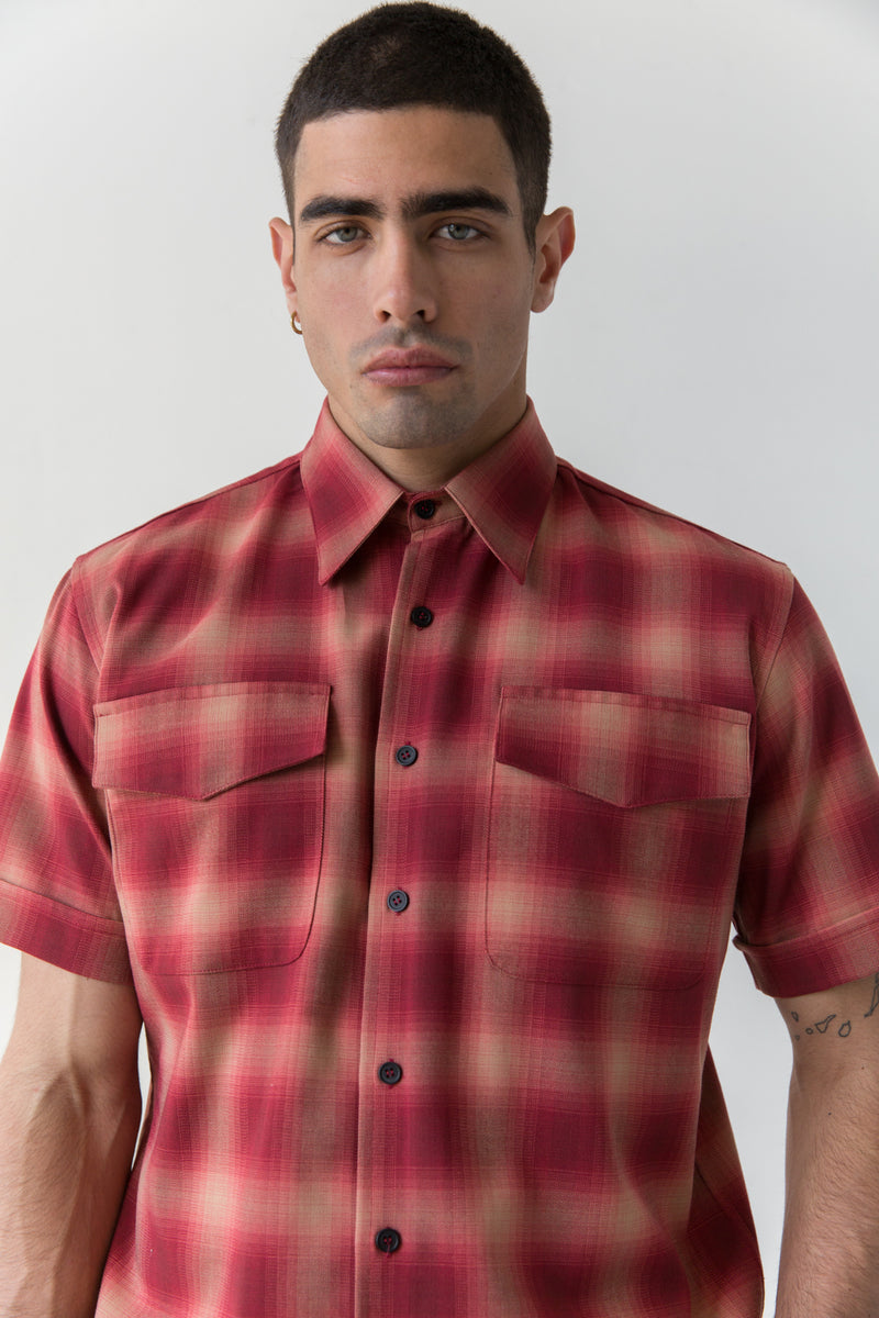 Croft Short Sleeve Shirt