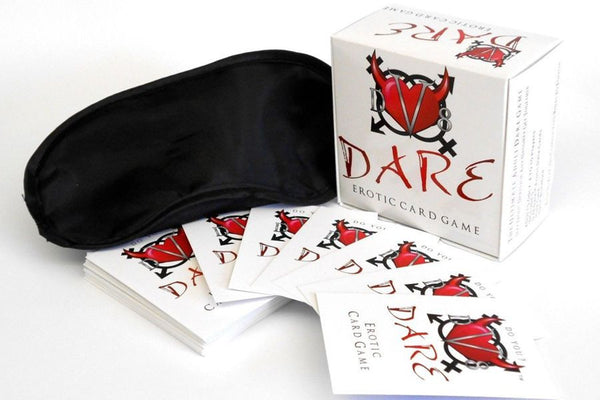 DV8 Dare™ Erotic Card Game