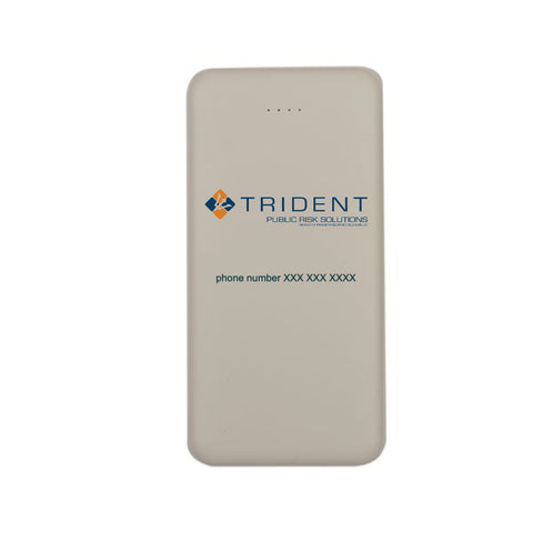 TRIDENT 10,000 man power bank