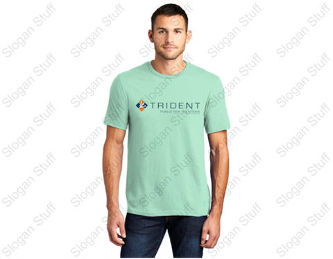 TRIDENT Short Sleeve T-Shirt District VIP