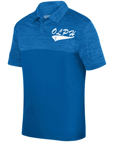 Mens Royal blue Polo