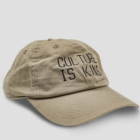 Culture Is King Dad Cap