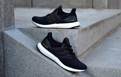 Adidas UltraBOOST 3.0 Black / White