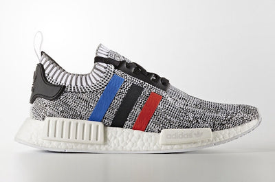 Adidas NMD R1 Primeknit Tri-Color Pack
