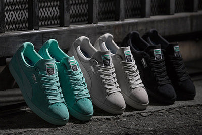 "Diamond Supply Co X Puma Suede ""Classic Suede"" Pack"