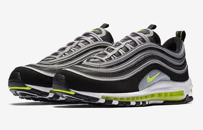 "Nike Air Max 97 OG Black Volt ""NEON"""