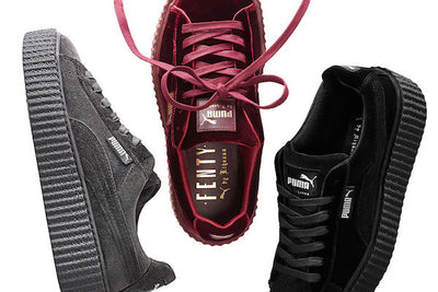 Puma Creeper Velvet Pack