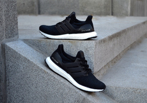 Come for Cheap UA Ultra Boost 3.0 Black White, Get Cheap Jordan