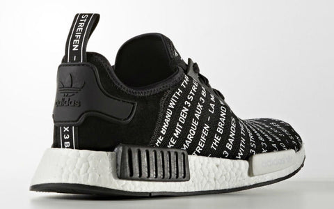 Adidas NMD 3 Stripes Pack NOIRFONCE