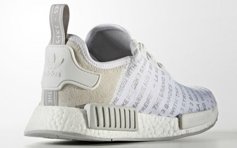 d41613537be05 Adidas NMD 3 Stripes Pack NOIRFONCE Sneakers