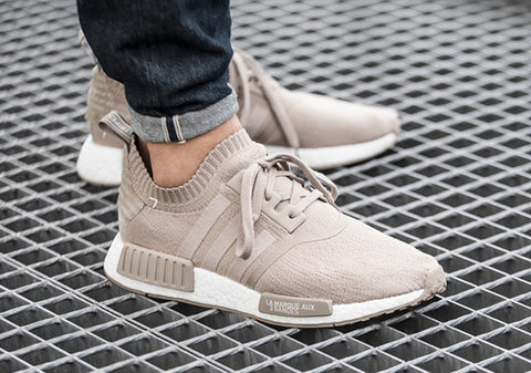 Adidas NMD R1 PK Beige France NOIRFONCE Sneakers – NOIRFONCE