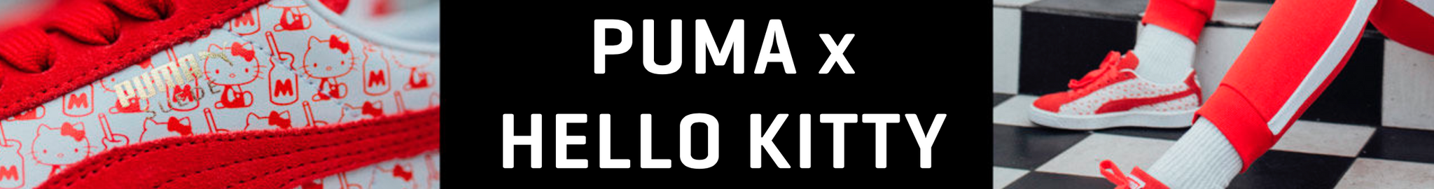 Buy Puma x Hello Kitty online