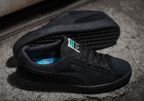 Diamond Supply Co X Puma Suede