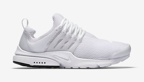 100% authentique b6722 f6a04 Nike Air Presto White – NOIRFONCE