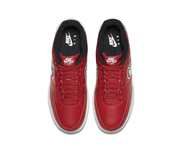 best website 6843a 1f6ca ... Nike Air Force 1  07 LV8 Sport Varsity Red Black White AJ7748-600  Chicago