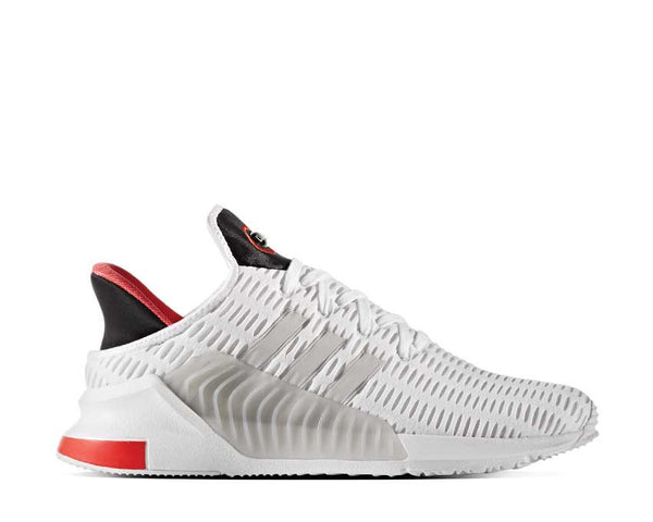 big sale c0644 eb5a8 Adidas Climacool 0217 White NOIRFONCE Sneakers