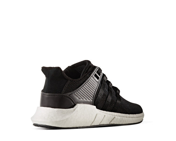 2db62340d2ee Adidas EQT Support 93 17 Black White NOIRFONCE Sneakers