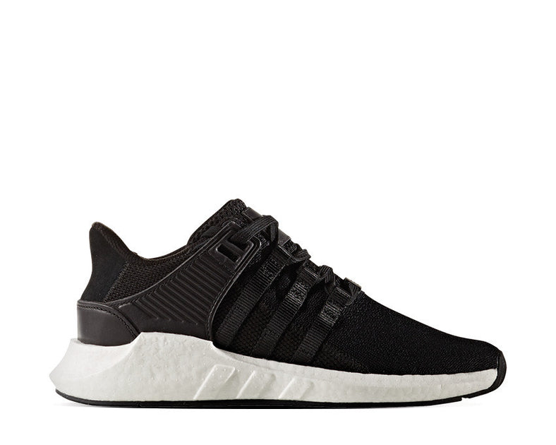 best loved f91ff 53d3c Adidas EQT Support 93/17 Black White