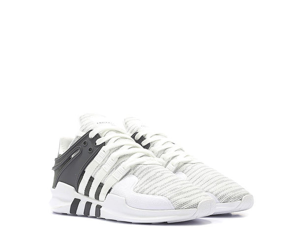newest 7a667 d577a Adidas Equipment Support Adv White Black NOIRFONCE Sneakers