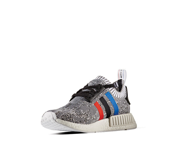 Adidas NMD R1 Pk Tricolor Pack Grey NOIRFONCE Sneakers