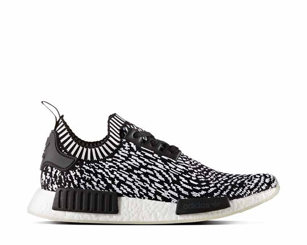 153b254042d Adidas NMD R1 PK Zebra Black NOIRFONCE Sneakers