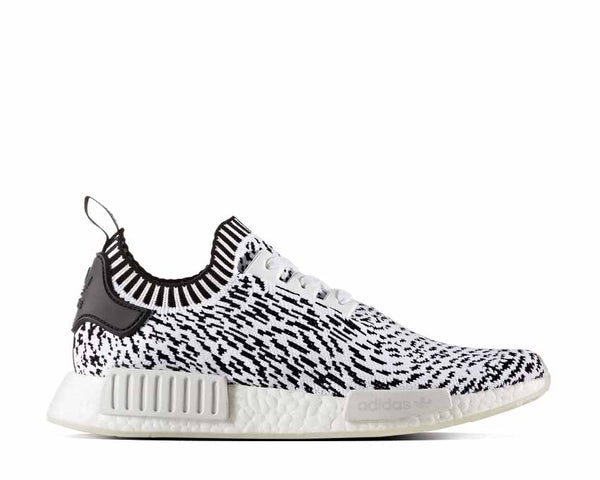 feb65a4cf Adidas NMD R1 PK Zebra White NOIRFONCE Sneakers