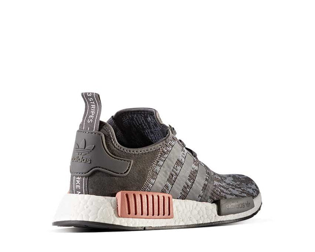 Adidas NMD R1 W Grey Pink BY9647 - 2