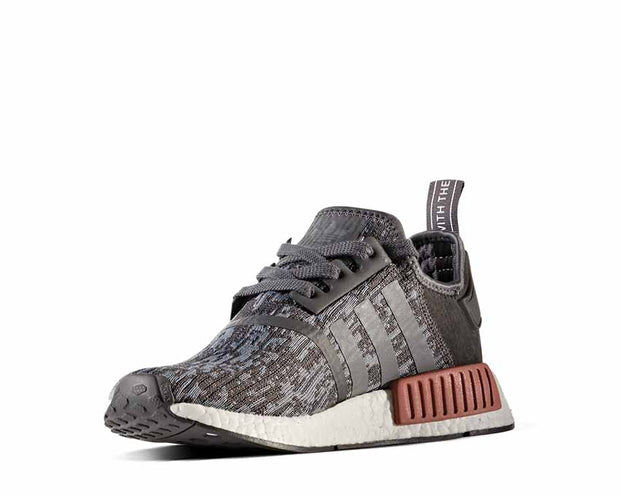 Adidas NMD R1 W Grey Pink BY9647 - 3