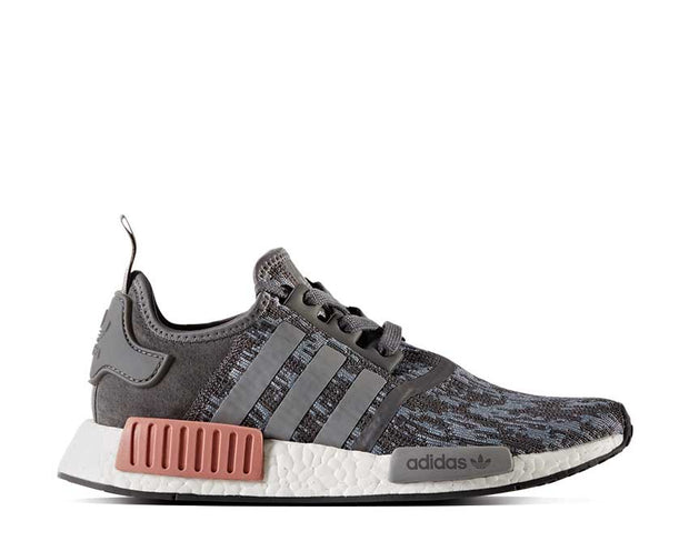 Adidas NMD R1 W Grey Pink NOIRFONCE Sneakers