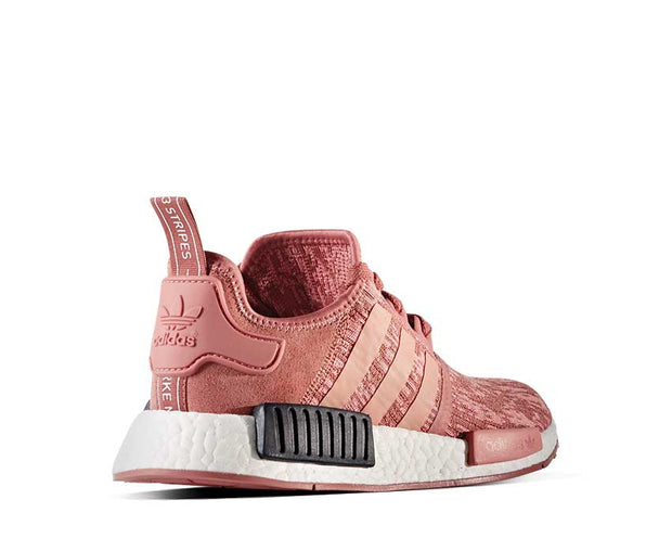 watch e4bde 37e50 Adidas NMD R1 W Pink Grey