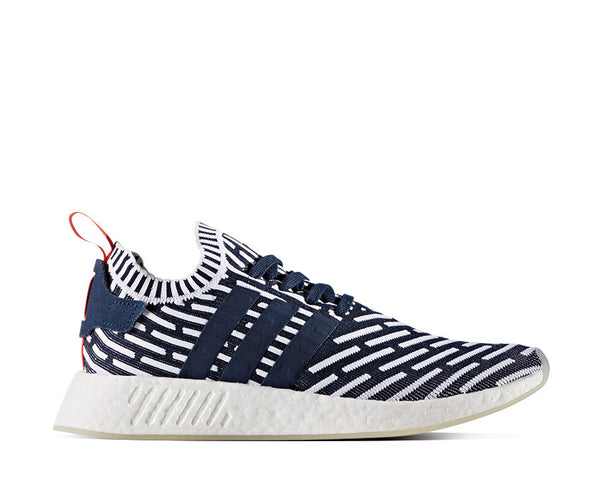 Adidas NMD R2 PK Collegiate Navy NOIRFONCE Sneakers be16d706c