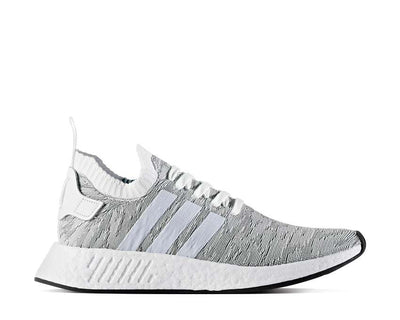 Adidas NMD R2 Pk White Grey BY9410