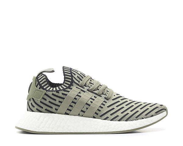 ff6f44725 Adidas NMD R2 Primeknit NOIRFONCE Sneakers