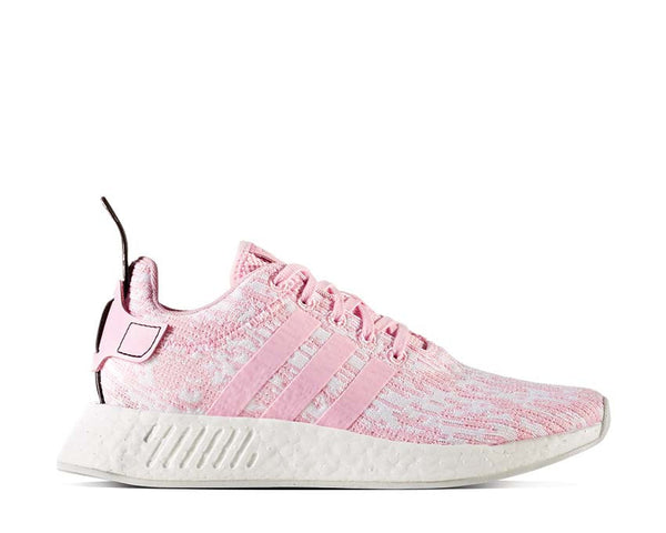 abbc89e43e15c Adidas NMD R2 W Pink NOIRFONCE Sneakers