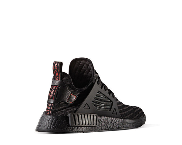 7966ad6ad3459 Adidas NMD XR1 PK BlackOut NOIRFONCE Sneakers