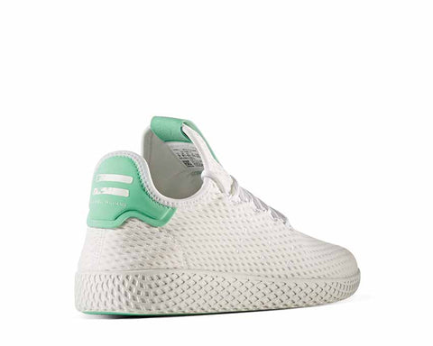 Adidas PW Tennis Hu White Green Glow