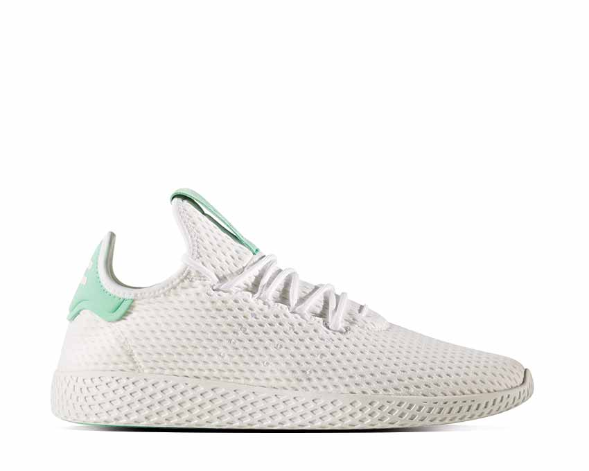 Adidas PW Tennis HU White Green Glow BY8717