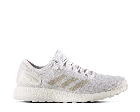 Adidas Pure Boost Light Grey White