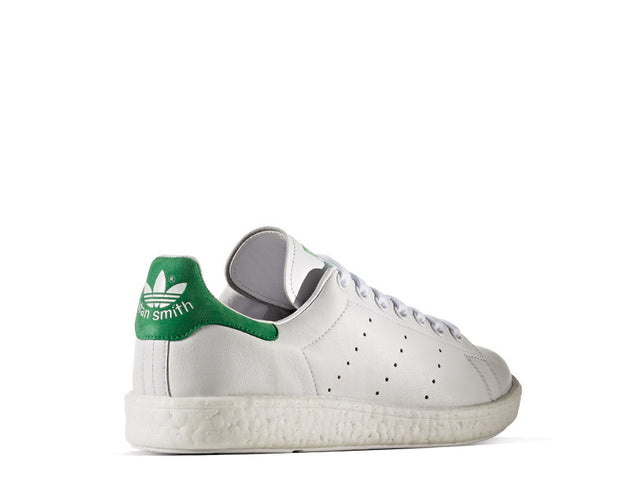 the best attitude 0dba8 929fd Adidas Stan Smith Boost White NOIRFONCE Sneakers