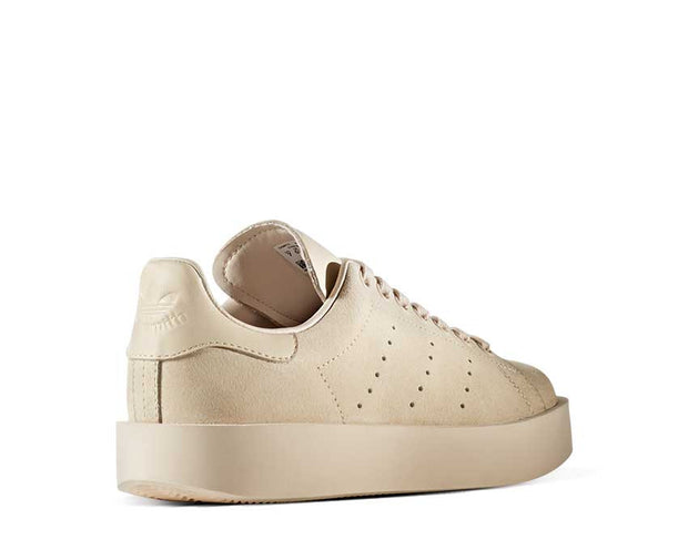pas mal 8320f b5ffb Adidas Stan Smith Bold Beige NOIRFONCE Sneakers