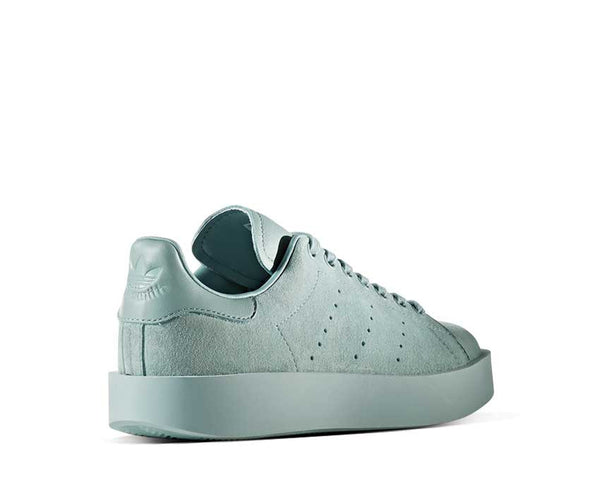 Adidas Stan Smith Bold Tactile Green NOIRFONCE Sneakers 4fcd55648ff