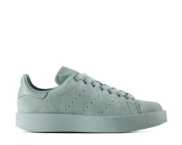 2f67549a2a6 Adidas Stan Smith Bold Tactile Green NOIRFONCE Sneakers