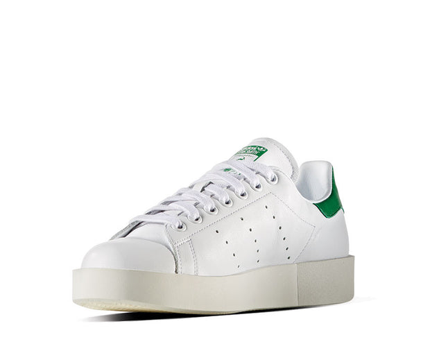 Adidas Stan Smith Bold White Green S32266 - 3
