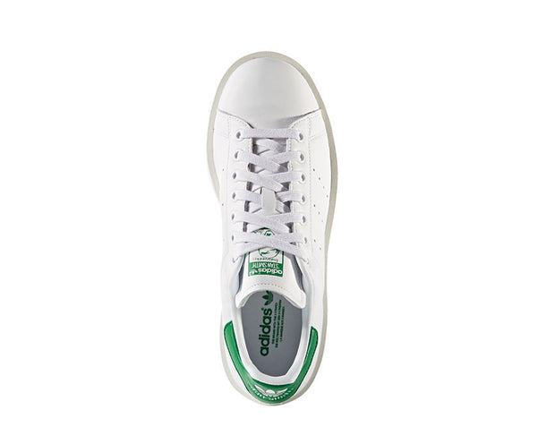 Adidas Stan Smith Bold White Green S32266 - 4